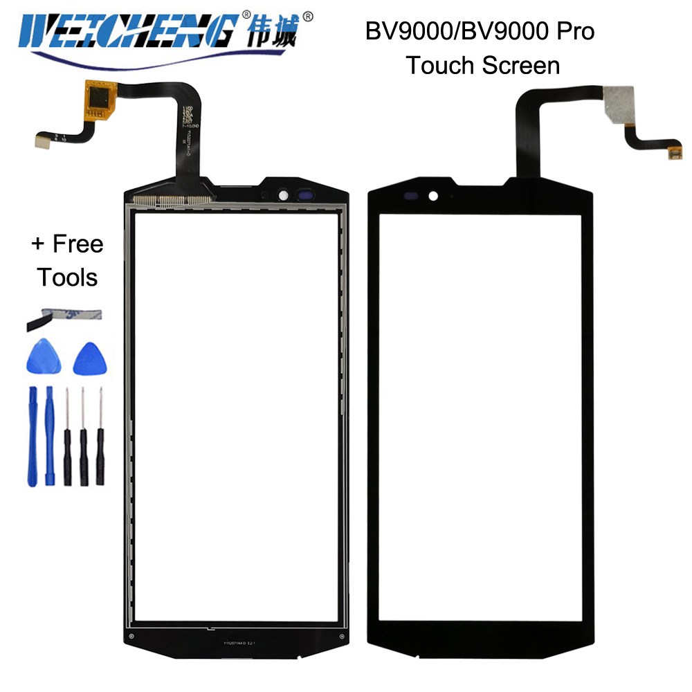 For Blackview BV 9000/BV 9000 Pro Sensor Touch Screen Perfect Repair Parts Touch Glass Panel For Blackview BV9000/Pro Touch