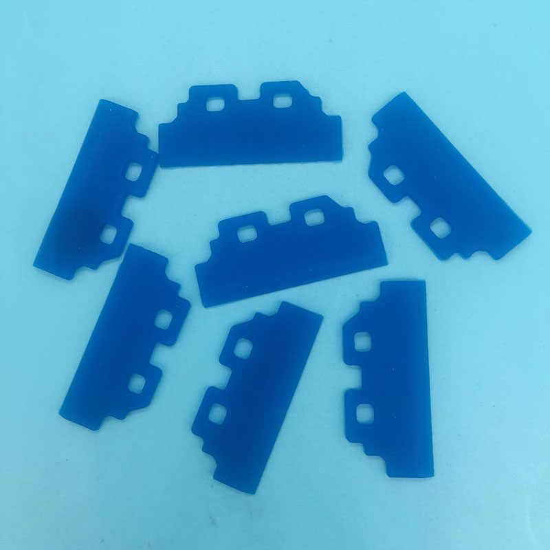 10 sztuk głowicy drukującej guma miękka wycieraczka do epson 5113 głowica wycieraczki do czyszczenia Allwin Yaselan Xuli eko rozpuszczalnika UV drukarki