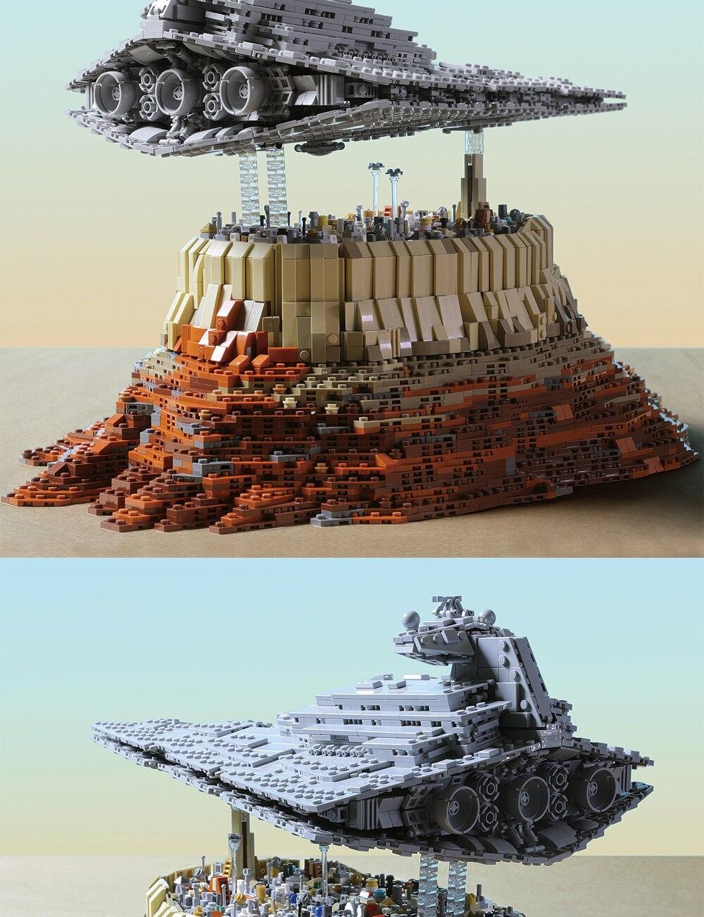 lego The Empire over Jedha City (6)