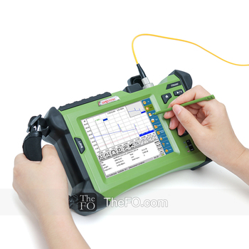 Orientek TR600 OTDR SM MM 1490 PON 1625 PON OTDR może przekazać splittery aktywny tester światłowodowy OTDR 850 1300 13101550 1490 1625 OTDR tanie i dobre opinie NONE CN (pochodzenie) SC UPC