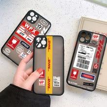 DHL Express Para Samsung Galaxy A10 A11 A20E A21S A31 A32 A50 A51 A52 A70 A71 A91 M31 S8 S9 S10 S21 Ultra S20 Plus FE Cobrir