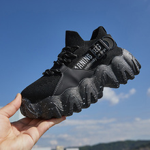 Hot Women Casual Shoes Breathable Flykni