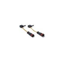 2 Pack Brake  Pad Wear Induction Line Sensor 2205400617 Fits for Mercedes-Benz A B C E CLK CLS