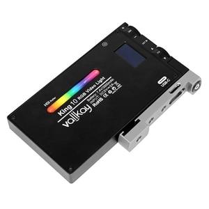 Image 3 - RGB 2500K 8500K regulable a todo Color luz LED para vídeo fotografía Video estudio DSLR Cámara luz PK BOLING BL P1
