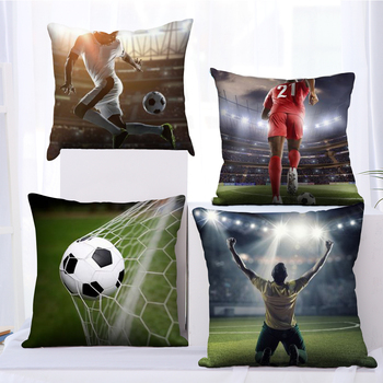 Soccer Football Cushion Covers