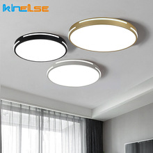 Modern LED Ceiling Light Lamp Living Room Lighting Fixture Bedroom Kitchen Surface Mount Ceiling Lights living room lights led ceiling lamp ultra thin cold white18w 24w 36w 48w lighting fixture ceiling lights for bedroom and kitchen