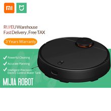 New XIAOMI Sweeping Mopping Robot Vacuum Cleaner STYJ02YM for Home Automatic Dust Sterilize Smart Planned WIFI Cyclone suction