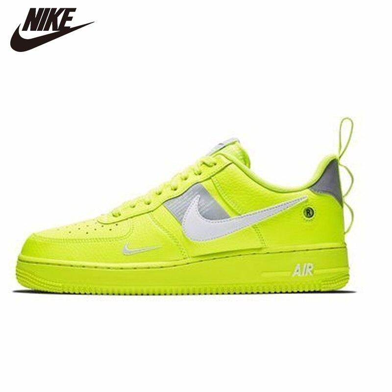 Nike C AIR FORCE 1 Pour Homme, Chaussures D'ext rieur Respirantes ...