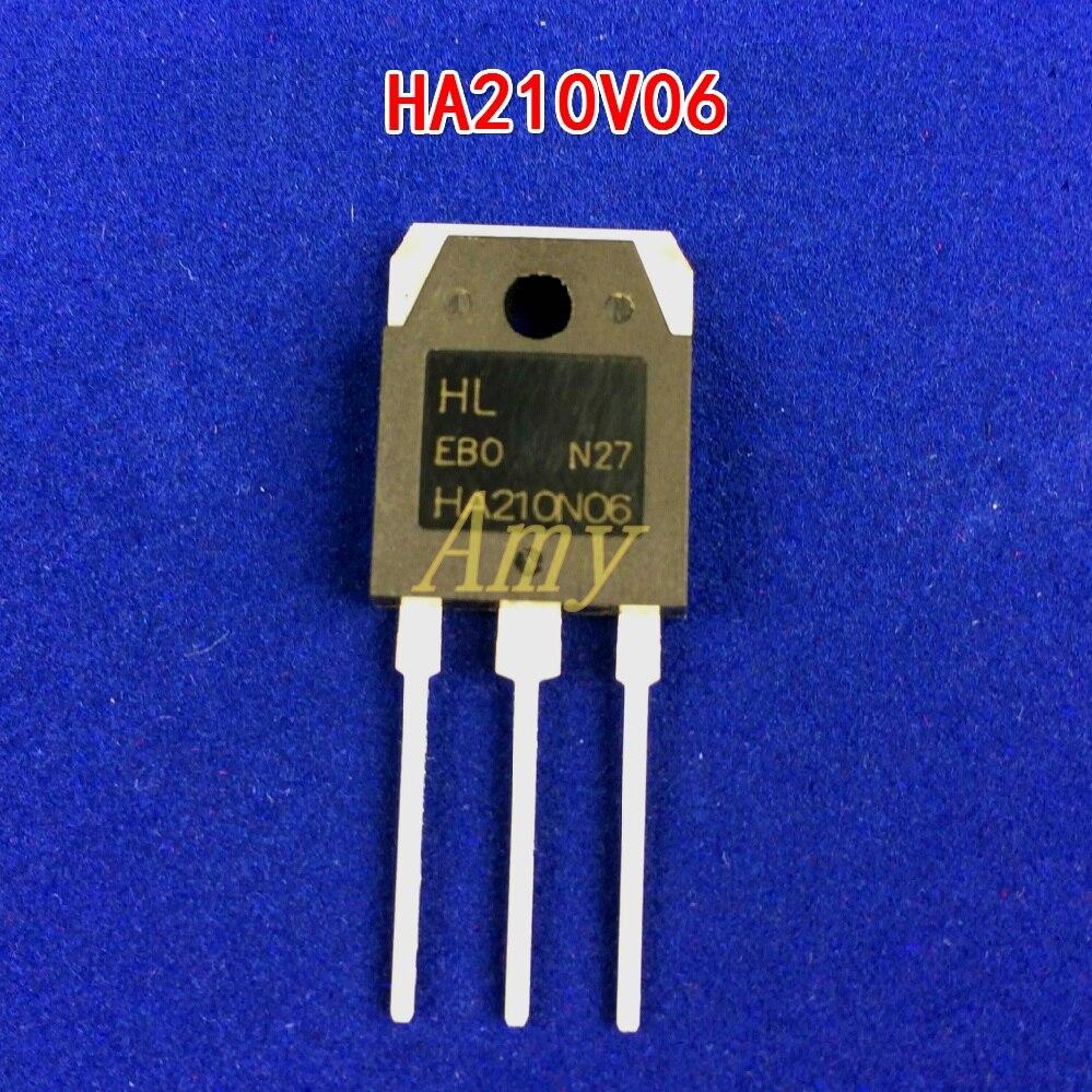 ha210n06 dg21on06 mosfet acessorios do inversor novo chip coreano