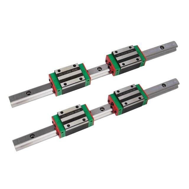 500mm-2600mm HGH serie schwere last ball typ linearführungsschiene 30mm HGR30 mit block HGH30CA HGW30 CC Für Schneiden Maschine