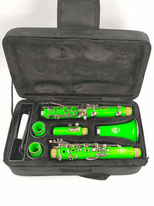 MORESKY Clarinet 17 Key Falling Tune B /ABS  pipe body material Clarinet