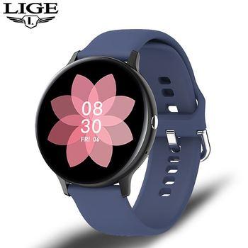 LIGE Smart Watch Men Women IP68 Waterproof Multiple Sports Mode Heart Rate Bluetooth Call Men Smartwatch For Huawei Xiaomi IOS 7