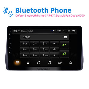 Image 5 - Seicane Radio Multimedia con GPS para coche, Radio con reproductor, Android 10,1, 2 DIN, estéreo para coche, wifi, Bluetooth, para Toyota Wish, 8,1, 2009, 2010, 2011, 2012