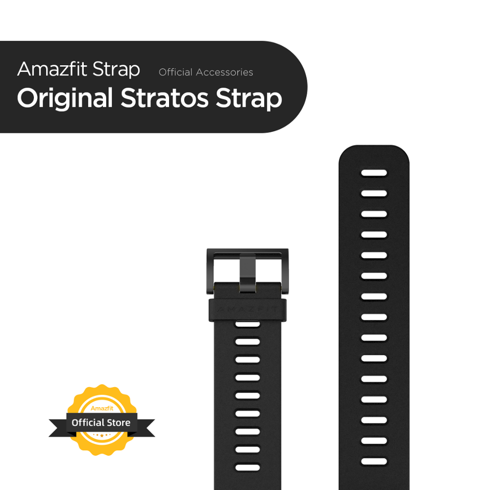 Original Amazfit Stratos Strap for Amazfit Smart Watch for Amazfit Stratos Smartwatch Without Box