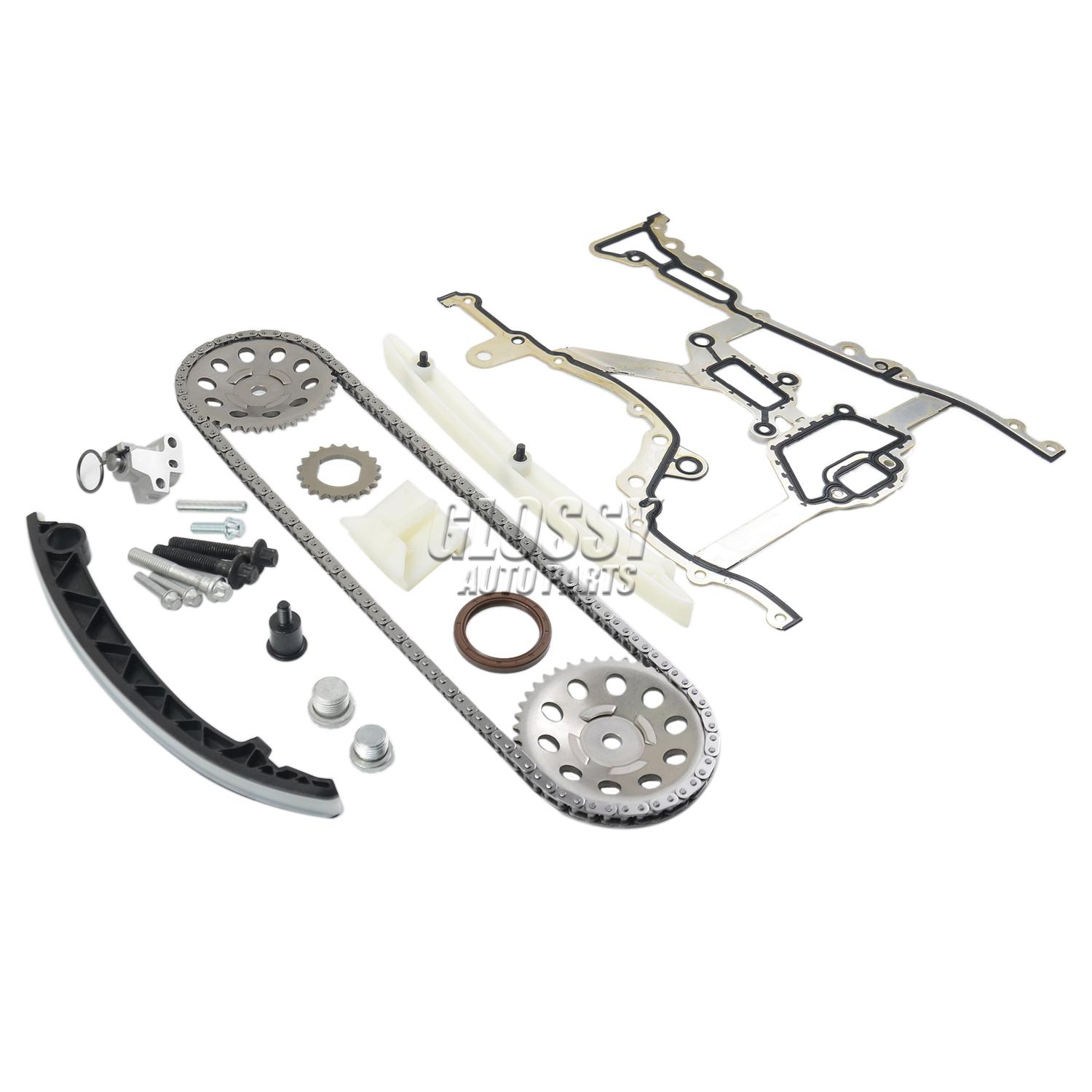 AP02 New Timing Chain Kit Camshaft Adjusters For <font><b>Opel</b></font> Agila Meriva Tigra Twintop Astra G H <font><b>Corsa</b></font> C <font><b>D</b></font> 1.0 1.2 1.4 image