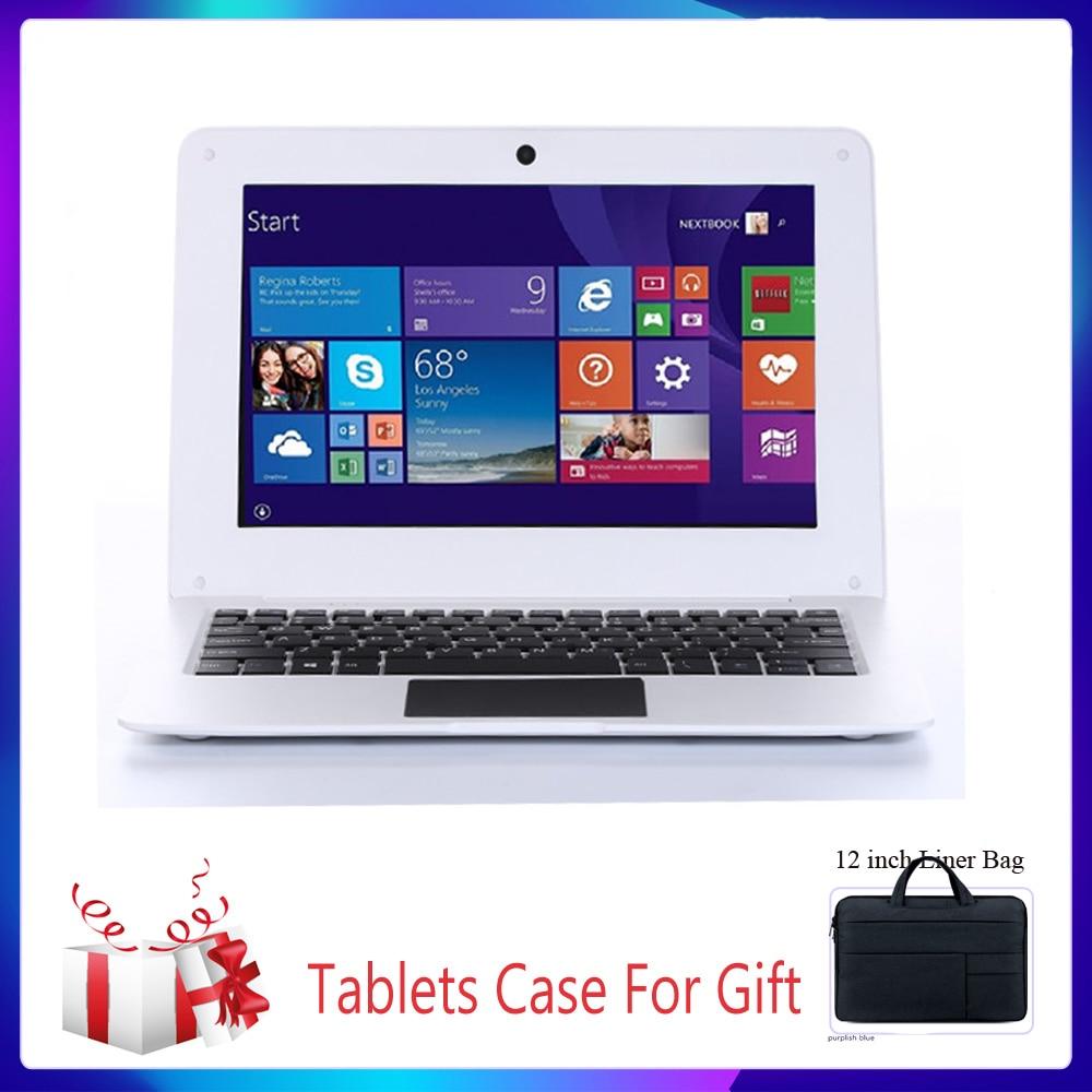 10.1 inch Ultrathin Netbook Hd Lightweight and Ultra-Thin 2GB+32GGB Lapbook Laptop Intel Z8350 32G-Bit Quad Core Windows Netbook