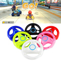 6 цветов гоночная игра круглый руль пульт дистанционного управления для Nintendo для Wii детей для игры в игру