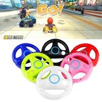 6 cores jogo de corrida redonda volante controle remoto para nintendo para wii crianças para o jogo do jogo|Rodas de videogame| |  -