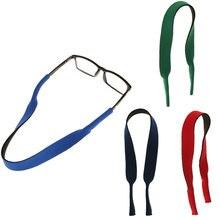 Неопреновые спортивные очки солнцезащитные шейный шнур ремешок