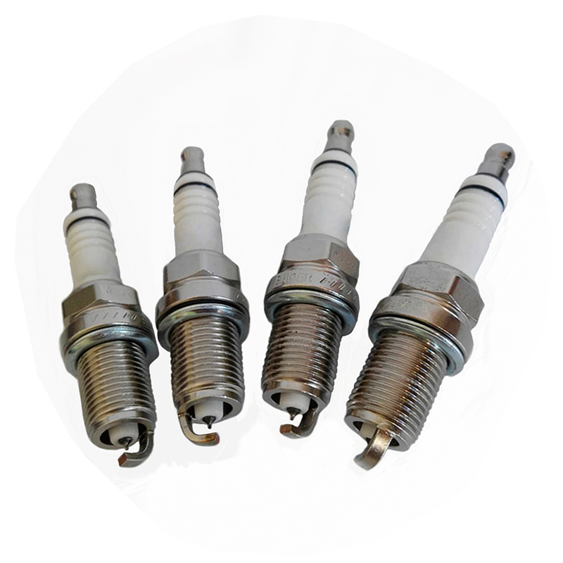 Car Iridium Alloy Glow Spark Plug Candles For TOYOT CAMRY 2.5L 2.4L 2.0L 5AR-FE 1AZ-FE 2AZ-FE Engine Ignition image