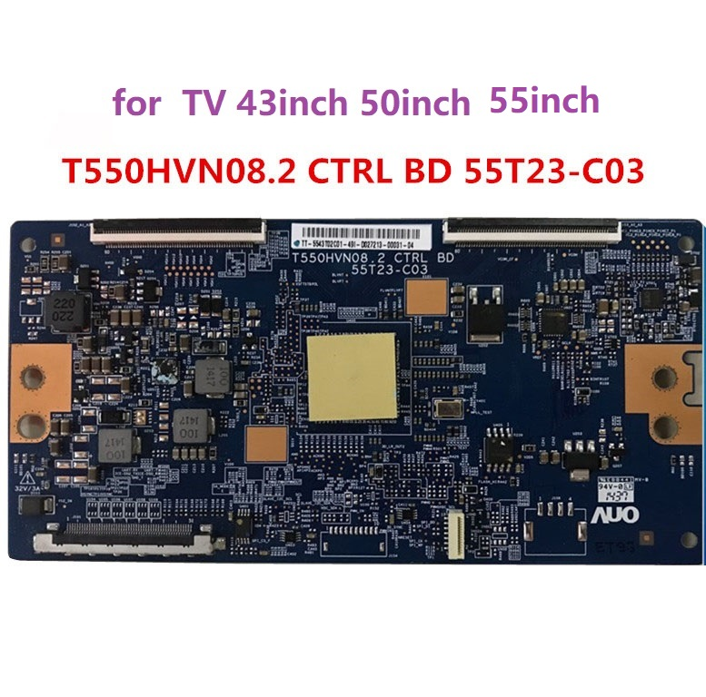 Yqwsyxl Original logic Board T550HVN 08,2 CTRL BD 55T23-C03 LCD Controller TCON logic Board für TV 43 zoll 50 zoll 55 zoll