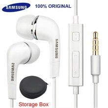 Samsung Kopfhörer EHS64 Headsets Mit Gebaut-in Mikrofon 3,5mm In-Ohr Verdrahtete Kopfhörer Für Smartphones