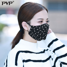 PVP 1Pcs Fashion Face Mouth Mask Anti Dust Filter Windproof Mouth-muffle Bacteria Proof Flu Masks Care Reusable