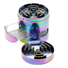 Big Herb Grinder 63mm Large Weed Metal Accesorios Tabaco Crusher