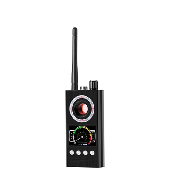 K68 Wireless RF finder Anti - Spy Mini Camera Detector bug locator Radio Scanner Hidden tracker audio privacy Security Scanner 3