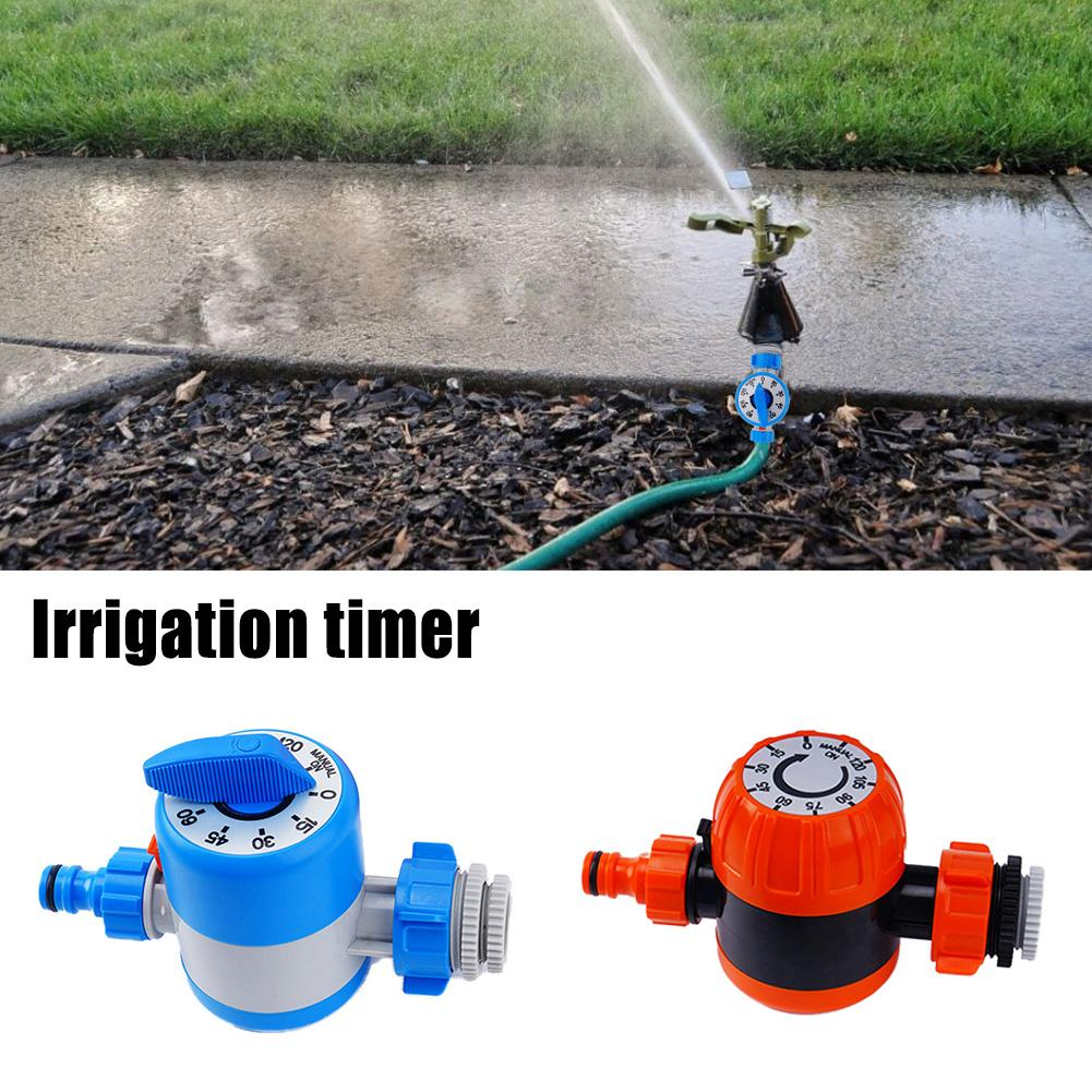Water-Timer Irrigation-Controller-System Home-Ball-Valve Electronic Automatic
