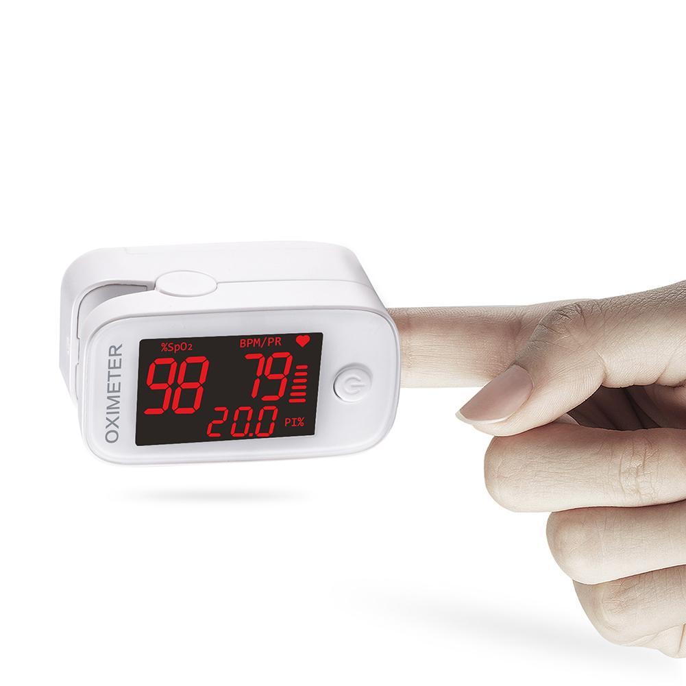 Портативный медицинский бытовой цифровой Пальчиковый Пульсоксиметр измеритель насыщения крови кислородом Пальчиковый SPO2PR монитор CE сертификация|Испытательное оборудование| | АлиЭкспресс