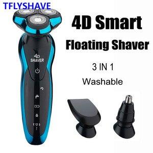 Electric Shaver Razor Beard No