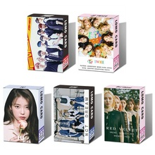 Photo-Cards IU TWICE Red Velvet Kpop Ateez Gifts for Fans Nct-Dream 30pcs/Set HD