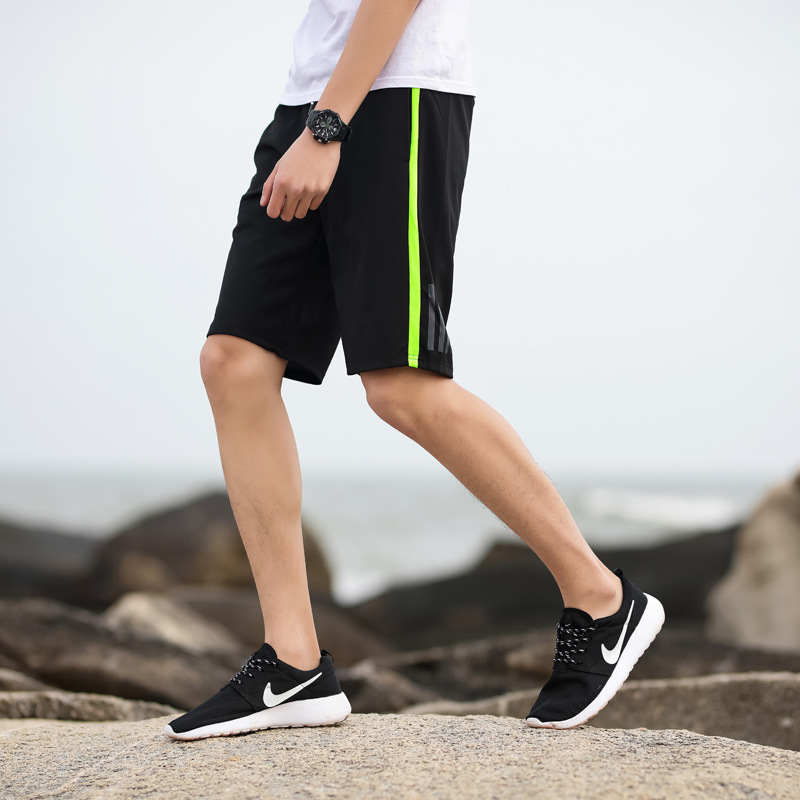 Sports Shorts Men's Casual Pants Women's Quick-Dry Summer Spring Autumn Running Training Gym Shorts Loose-Fit Clothing