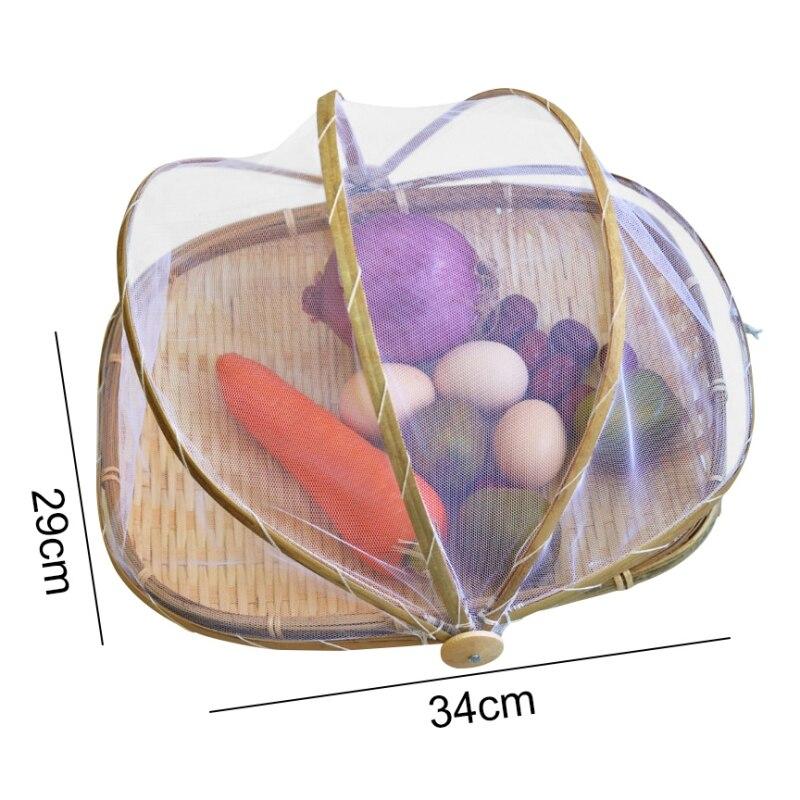 Handwoven Food Serving Basket