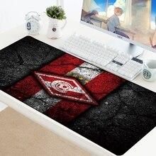 Spartak коврик для мыши Большой XL игровой коврик для мыши для ноутбука компьютерная клавиатура Коврик для мыши для Dota 2 CS GO большой ПК настольный коврик для мыши