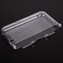 Skin-Case-Cover Games Hard-Shell Console Nintendo Protective Clear Plastic Crystal Rigid
