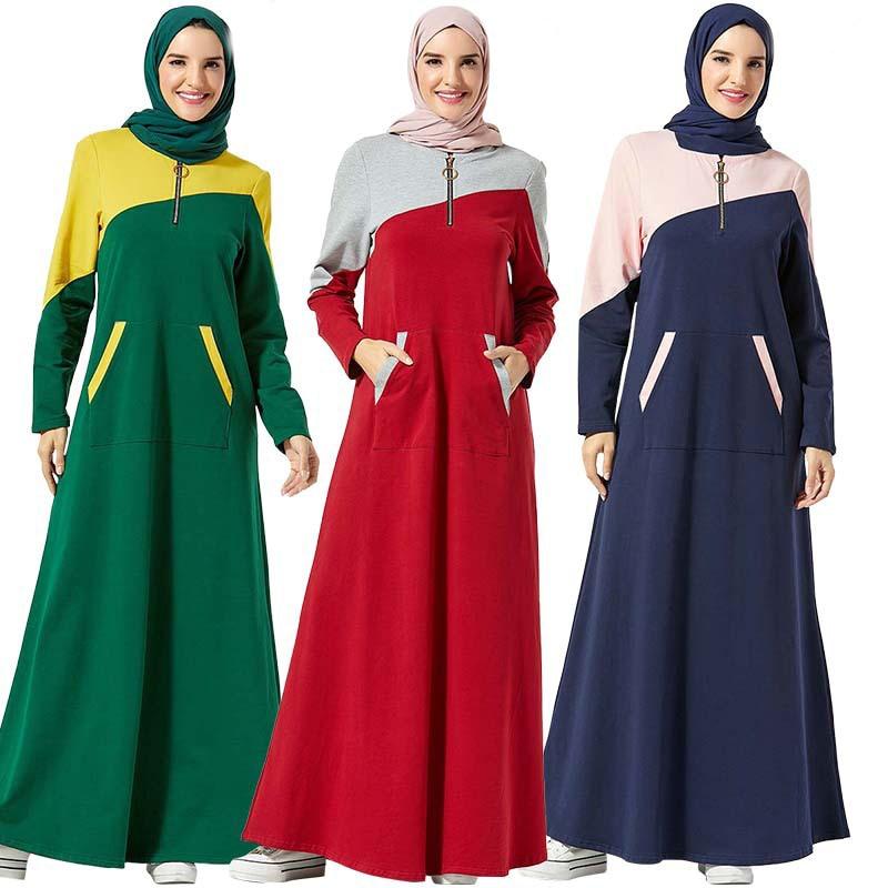Plus Size Dubai Abaya Turkey Hijab Muslim Dress Islamic Clothing Abayas For Women Turkish Dresses Caftan Marocain Kaftan Robe