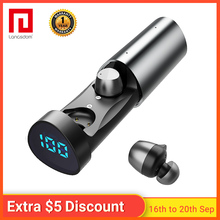 цены Langsdom T1Pro Bluetooth Earphone Wireless Headphone for Phone Xiaomi Headset Magnet Earbud With Mic Stereo Bluetooth Earpiece