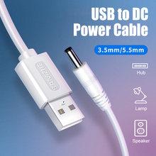 Samzhe usb кабель постоянного тока 5 в 3 А для зарядки и передачи