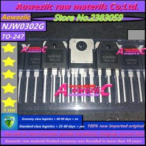 Image 3 - Aoweziic 2019+ 20 PCS = 10pair 100% new imported original NJW0281G  NJW0302G NJW0281G NJW0281 NJW0302 TO 247 Audio matching tube