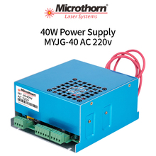 001 CO2 Laser Power Supply 40W with High Quality for Cutting Spare Parts