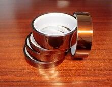 30 м золотой Пальчиковый коричневый высокотемпературный скотч