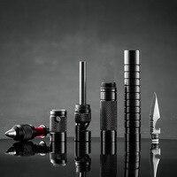 Мультитул, нож, тактический, для выживания, кемпинга, на открытом воздухе, удочка, удочка, компас, ручные инструменты, огненная палка