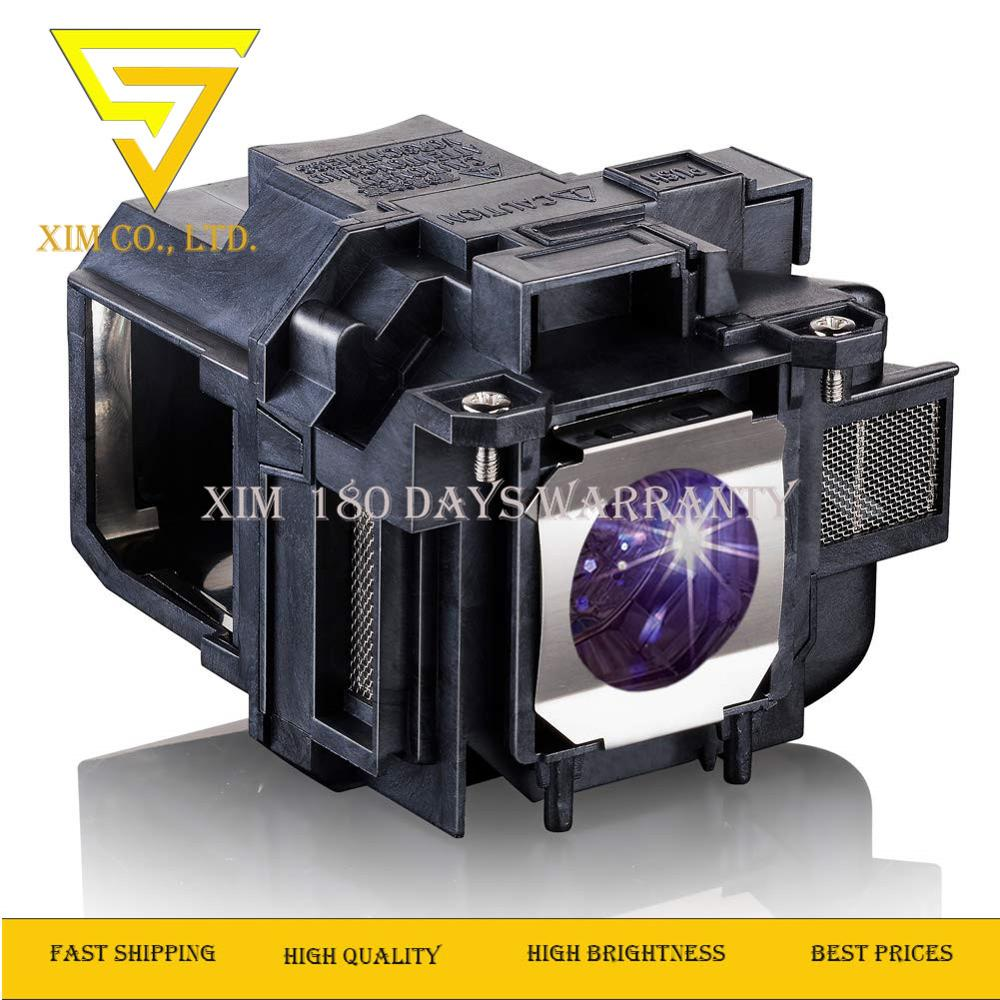 Projector Lamp ELPLP88 V13H010L88 For Epson Eh-tw5350 Eh-tw5300 EB-S27 EB-X31 EB-W29 EB-X04 EB-X27 EB-X29 EB-X31 EB-X36 EX3240