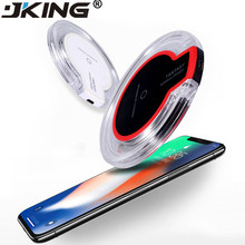 Qi Wireless Charging Kit Transmitter Charger Adapter Receptor Receiver Pad Coil Type-C Micro USB kit for iPhone Samsung LG(China)
