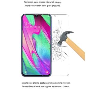 Image 4 - Di vetro Per Samsung Galaxy A40 2.5D 0.26 millimetri Premium Protezione Dello Schermo In Vetro Temperato Protector Per Samsung A40 di Vetro