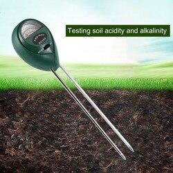 2 w 1 miernik wilgotności gleby miernik wilgotności gleby trwałe tester gleby ogród miernik wilgotności gleby PH w Wilgotnościomierze od Narzędzia na