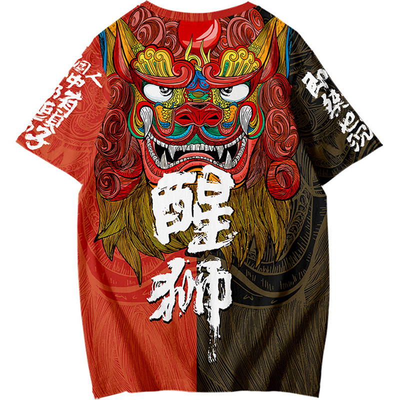 summer Short Sleeve cotton <font><b>T</b></font> <font><b>Shirt</b></font> Men High Quality Chinese style Tshirt Top Tees Plus Size 2XL- <font><b>8XL</b></font> 9xl hip hop round neck image