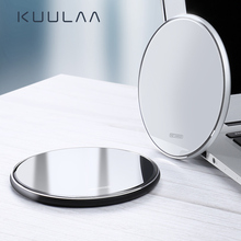 KUULAA Qi Wireless Charger For iPhone X XS Max XR 8 Plus 10W